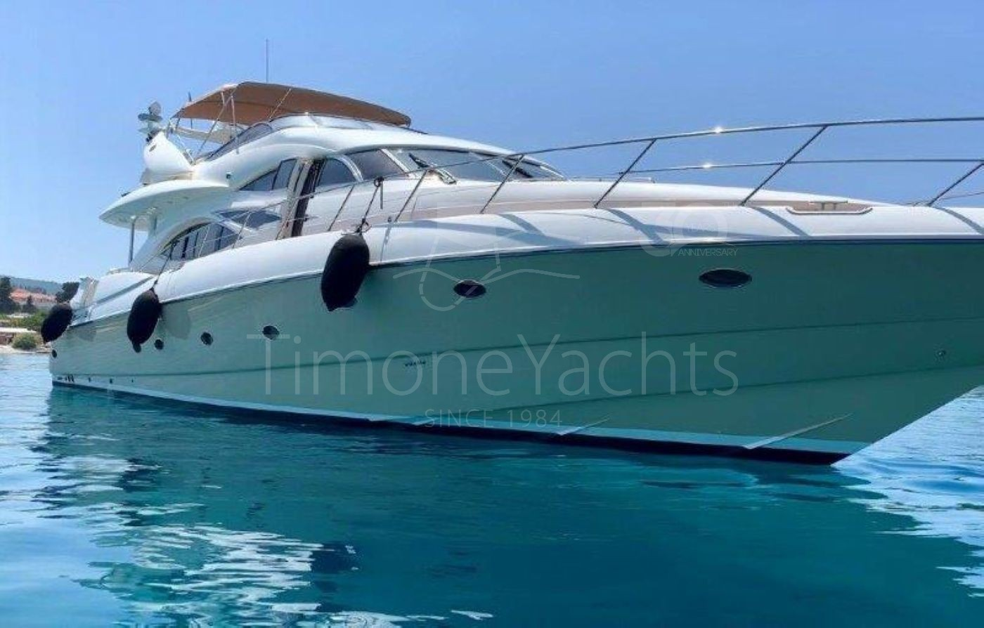 Sunseeker Manhattan 84 fly