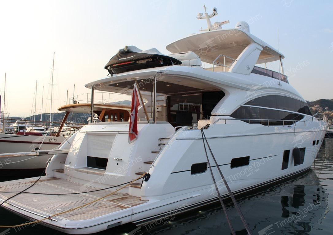 Princess Yachts 75